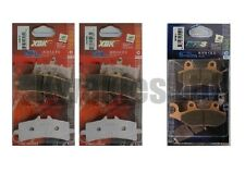 TRIUMPH SPEED TRIPLE R 1050 2012 CARBONE LORRAINE ant. XBK5 &