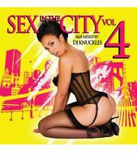 SEX IN THE CITY VOL. 4 – DJ KNUCKLES R&B CD