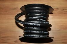 "1/4"" X 25' GAS FUEL LINE HOSE MADE IN USA THERMOID NEW"
