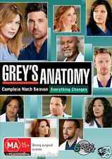Grey's Anatomy Season 9 : NEW DVD