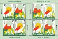 2012 Europa CEPT - Romania - souvenir sheets