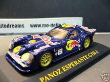 PANOZ Esperante GTR 1 UMBAU Racing R Bulle Einzelstück  based IXO 1:43