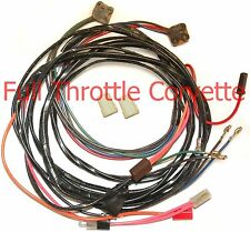 1975  Corvette Power Window Wiring Harness.