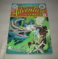 Vintage Dc Comic Book Weird Adventure Comics 1975 no 437 Free Shipping