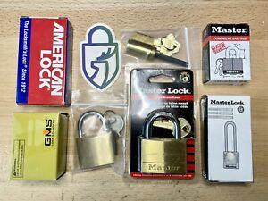 "LOCKSPORT ""BOX TO BLUE"" - Master Lock, American Lock, Schlage, Kwikset + Extras"