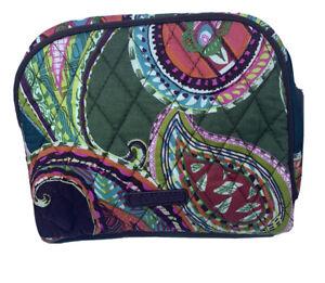 NWT Vera Bradley Medium zip cosmetic case in Heirloom Paisley