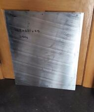 Foglio di alluminio 2.5mm 762X620X2.5