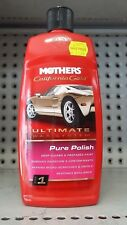 MOTHERS - California Gold Pure Polish (Step 1 of Ultimate Wax System) #07100