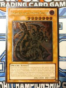 Yugioh DARK ARMED DRAGON (GERMAN) TU06 ULTIMATE NM