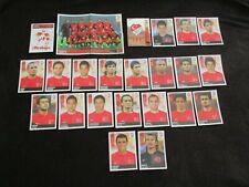 TURQUIE TURKIYE  Equipe team Complete panini EURO 2008 UEFA