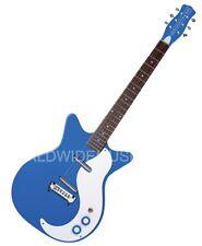 Danelectro DC59M-GBL Dano 59 Mod. Double Cutaway Electric Guitar GO GO BLUE
