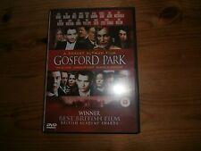 GOSFORD PARK 2002 DVD CLIVE OWEN HELEN MIRREN KRISTIN SCOTT THOMAS EMILY WATSON