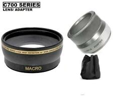 Wide Angle Lens for Olympus C-700 C-720 C-730 C-740