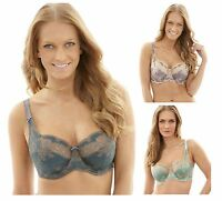 Panache Clara Underwired Full Cup Bra 7255 New Womens Lingerie * Various Colours