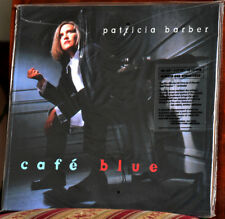 AUDIOPHILE PREMONITION Patricia BARBER Cafe Blue HQ 180g #2LP SET FACTORY SEALED