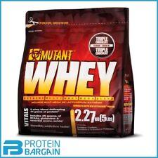 Mutant Whey Protein  2.27Kg  All Flavours  Whey Protein BEST ONLINE PRICE