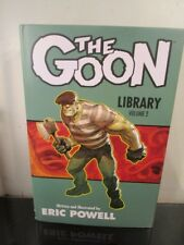 The Goon Library Edition Volume 2 Dark Horse Deluxe Hardcover Eric Powell~