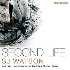 Second Life by S. J. Watson (CD-Audio, 2015)
