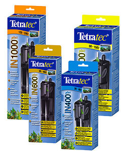 Aquarium Innenfilter Tetra Tec In 300 -1000 plus Aquarienfilter  Filter bis 200L