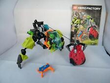 Lego Hero Factory 44027 Breez Flea Machine with Minifigure + Instructions