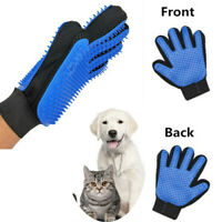 Both Hands Cleaning Brush Glove Pet Dog Cat Massage Hair Fur Remover Grooming