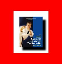 ☆MARTIAL ARTS BOOK:THE COMPLETE GUIDE TO AMERICAN KARATE AND TAE KWON DO%HISTORY
