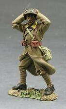 KING & COUNTRY FIELDS OF BATTLE FOB036 SURRENDERING FRENCH SOLDIER STANDING MIB