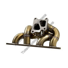 CXRacing 11 Gauge Manifold For Evolution Lancer EVO VII VIII IX 7 8 9 4G63 TD05