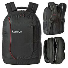 "Lenovo 17"" Padded Laptop Backpack For Macbook Dell HP Toshiba Sony Acer Asus Air"