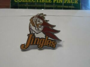 Jingles Magic Kingdom Carousel Fantasyland Football 2018 Pack Disney Pin NEW!