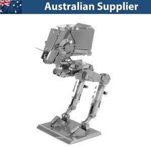 3D Metal Model Kit, Laser Cut, The Iconic ATST Walker.