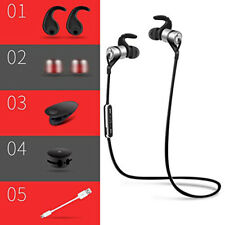 Bluetooth Stereo Earbuds Wireless Headphones Sports Gym For SAMSUNG GALAXY S9