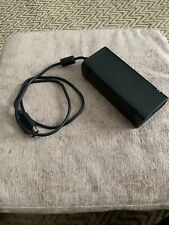 Genuine Microsoft OEM XBOX 360 S Slim Power Supply Brick Adapter CPA09-010A