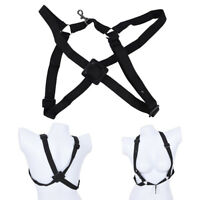 Adjustable harness shoulder black sax belt neck strap saxophone accessories RS
