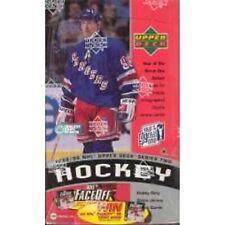 1998-99 UPPER DECK SERIES 2 HOCKEY HOBBY BOX