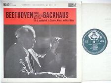 BACKHAUS PLAYS BEETHOVEN PIANO CONCERTOs NOs 2 & 3 VPO BOHM DECCA ACL 148