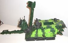 1989 Mega Force TRIAX RAM FIST Spearhead Command action figure / Vehicle
