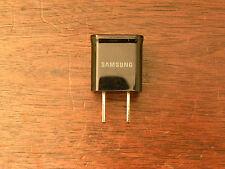 ORIGINALE SAMSUNG MICRO USB VIAGGIO MURO CASA ALIMENTAZIONE CARICABATTERIA ADATTATORE eta0u80jbe
