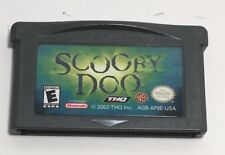 Scooby-Doo Nintendo GameBoy Advance GBA Game Cartridge Tested Working Good Cond.