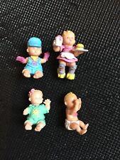 Vintage Mimi & the Goo Goos Bluebird 1980's Collection Spare Set Dolls Figures