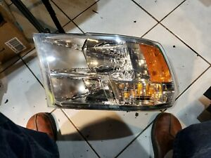Headlight Left Driver Side LH Dodge Ram 1500 2500 3500 2009-2018 68001485AG OEM