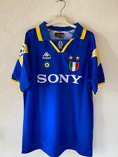 Maglia Vintage Juventus 95-96 Retro Soccer Jersey Del Piero Vialli Deschamps