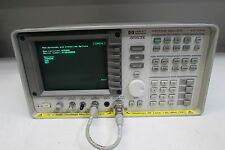 Agilent HP 8563E Spectrum Analyzer, 9kHz to 26.5GHz w/ 85620A Memory Mod