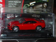 AUTO WORLD 2011 CHEVY HENNESSEY CAMARO -Red, ROAD & TRACK w/PLASTIC CASE