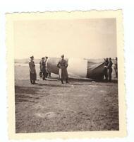 Foto 2.WK   deutsche Soldaten Frankreich Luftwaffe  ca. 1940  Wehrmacht WW2 C25