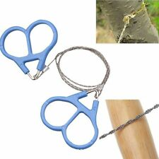 Lifesaving Strength Useful Stainless Steel Wire Wire Saw Chain Saws Hand Saws