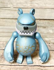 """Touma Scar Bear 6"""" Knuckle Bear 2007 Limited Vinyl Toy Kaiju"""