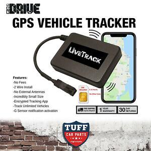 iDrive LiveTrack 4G GPS Tracking Device Vehicle Tracker Car 4WD Bike Boat Truck