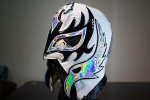 Mexican Wrestling Mask Rey Misterio Halloween WWE semi PROFESSIONAL KISS model