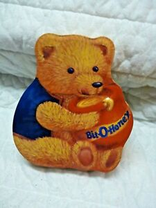 Bit-O-Honey Teddy Bear Design Limited Edition Collectable Tin, VGC